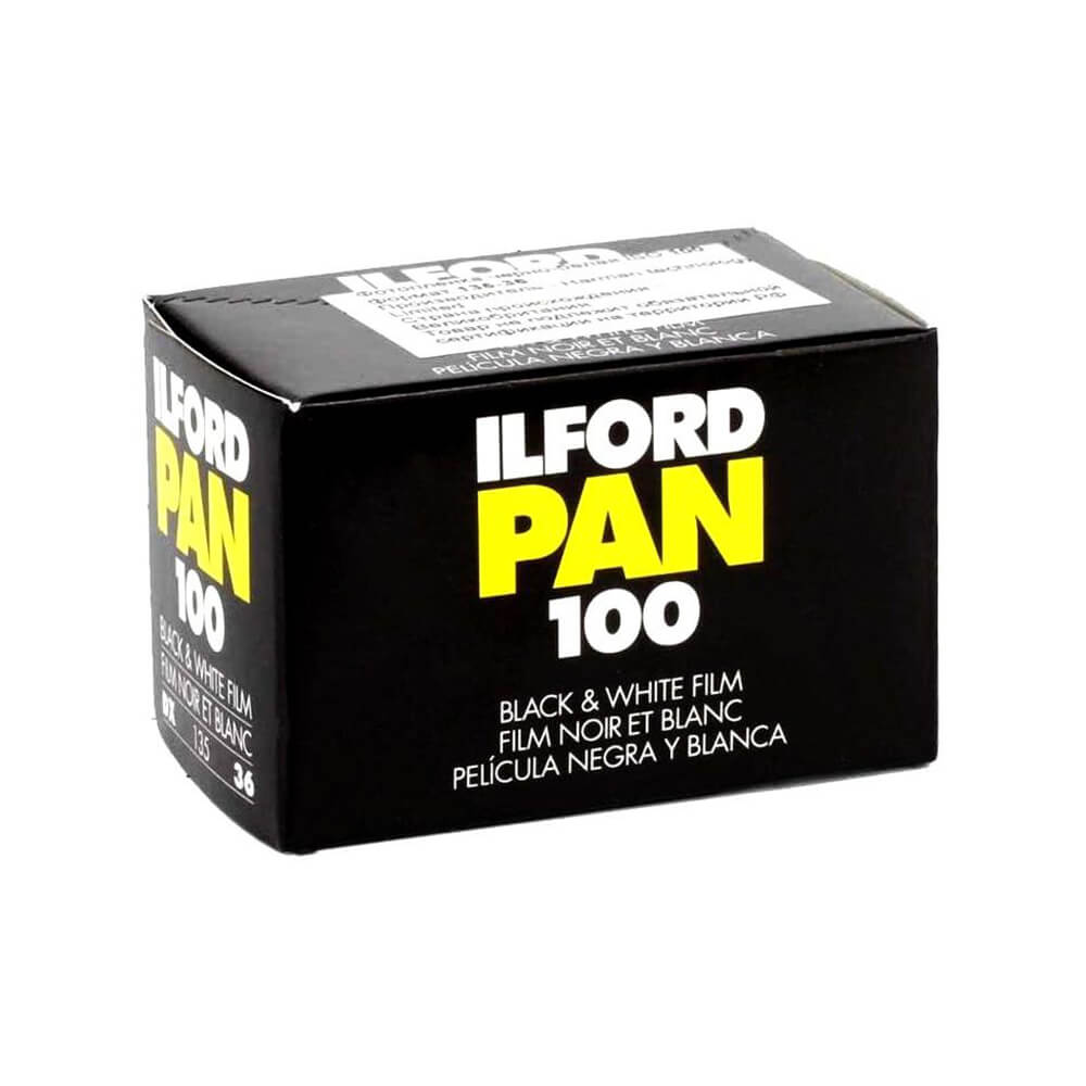 Ilford Pan 100 (135-36)